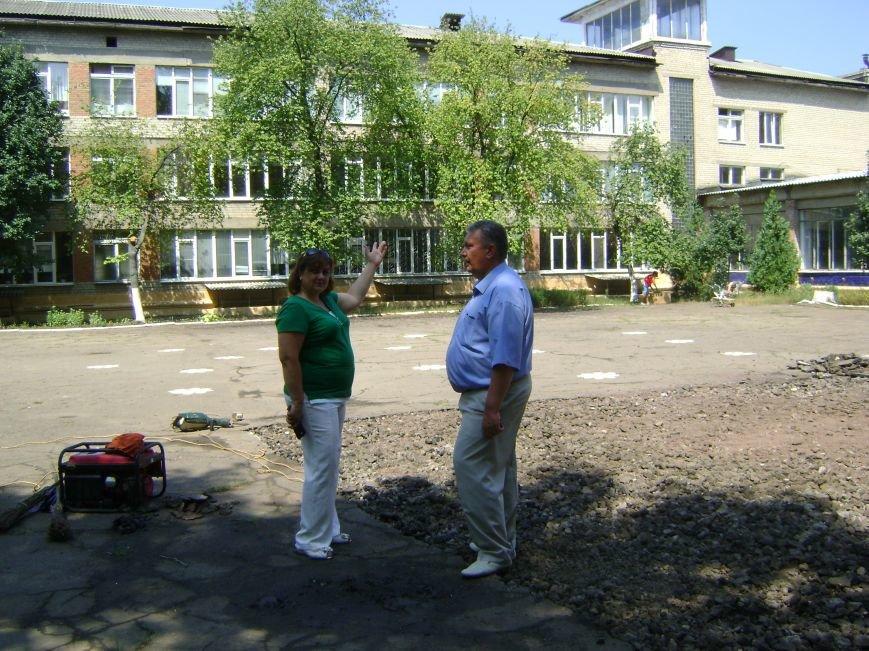 В Краматорске  подготовка школ к учебному году в полном разгаре, фото-5
