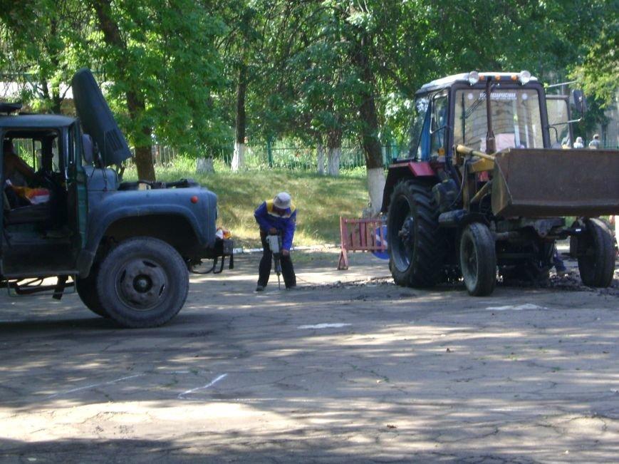 В Краматорске  подготовка школ к учебному году в полном разгаре, фото-4