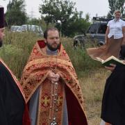 В Авдеевке освятили поклонный крест (ФОТО), фото-2