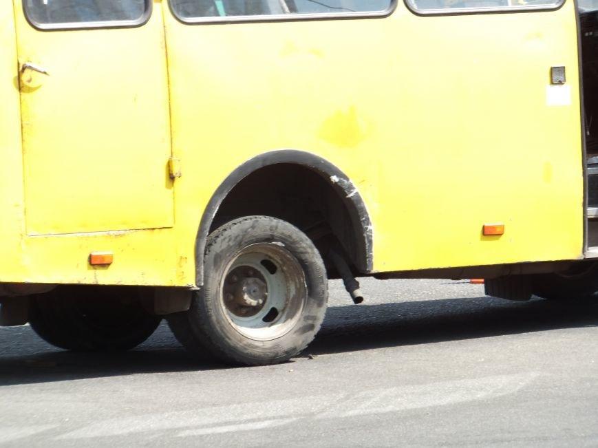 В Кропивницком произошло ДТП с участием маршрутки (ФОТО), фото-9