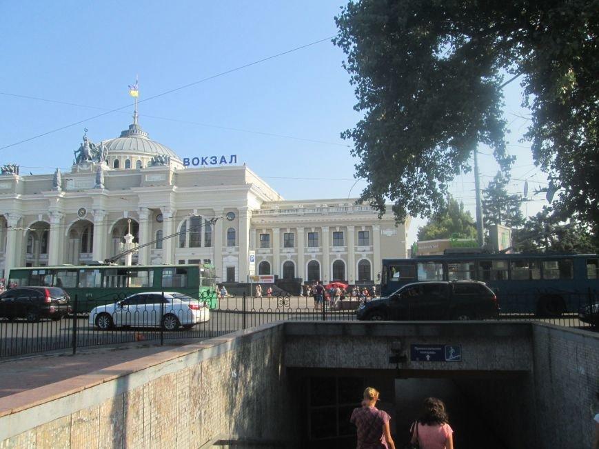 В центре Одессы не курсируют троллейбусы (ФОТО), фото-7