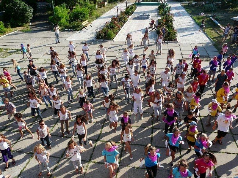 """English Camp """"Welcome"""": приглашает бердянский детский лагерь """"Мечта"""", фото-1"""