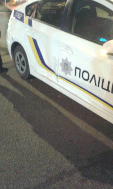 В Днепре автомобиль полиции попал в ДТП (ФОТО), фото-3