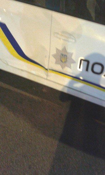 В Днепре автомобиль полиции попал в ДТП (ФОТО), фото-4
