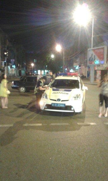 В Днепре автомобиль полиции попал в ДТП (ФОТО), фото-2