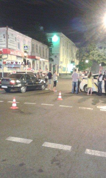 В Днепре автомобиль полиции попал в ДТП (ФОТО), фото-1