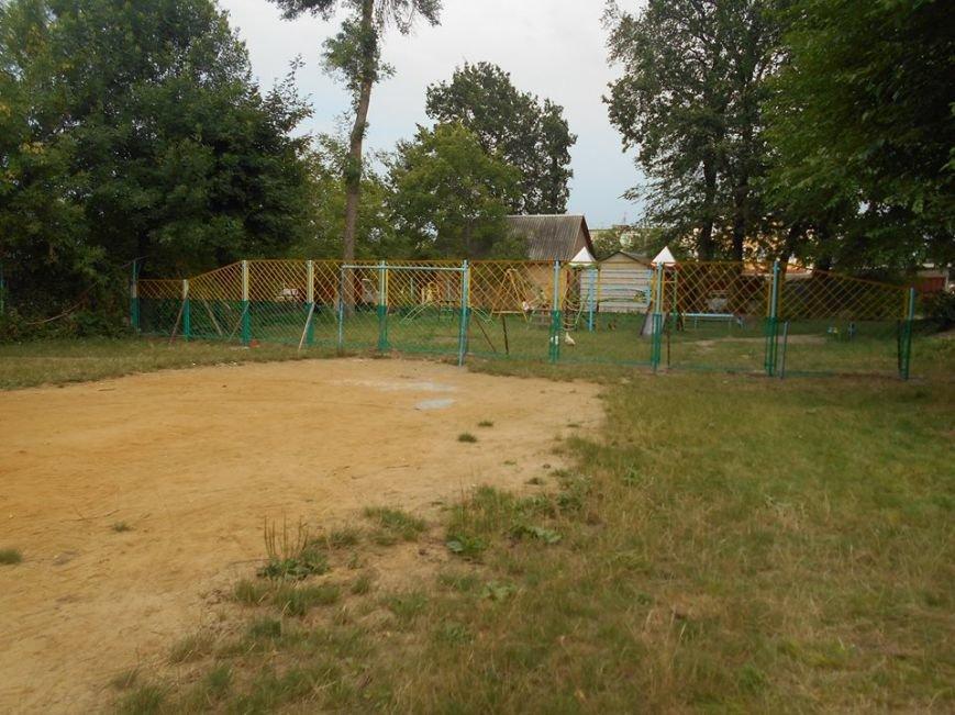 Футбольний майданчик на «Піщанці» відгородили від дитячого2