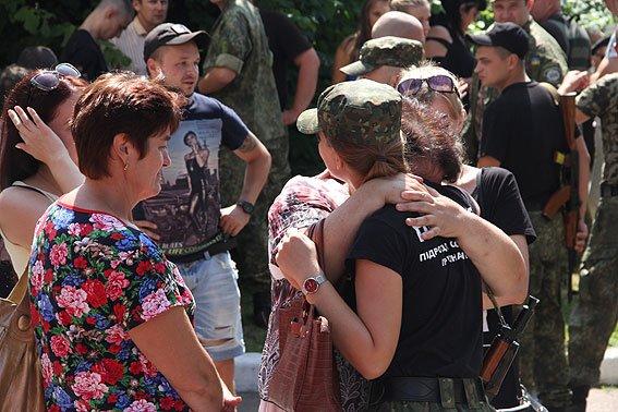 Рота «Чернигов» провела очередную ротацию на Донбассе, фото-7