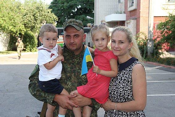 Рота «Чернигов» провела очередную ротацию на Донбассе, фото-13