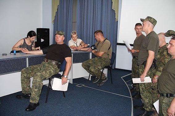 Рота «Чернигов» провела очередную ротацию на Донбассе, фото-5