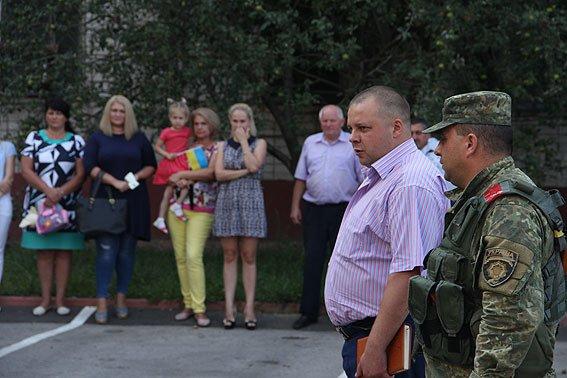 Рота «Чернигов» провела очередную ротацию на Донбассе, фото-1