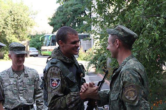 Рота «Чернигов» провела очередную ротацию на Донбассе, фото-10