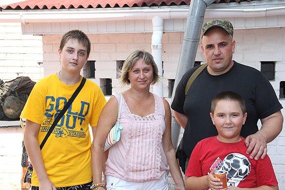 Рота «Чернигов» провела очередную ротацию на Донбассе, фото-9