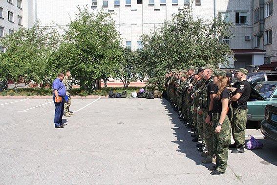 Рота «Чернигов» провела очередную ротацию на Донбассе, фото-6