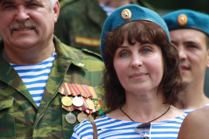 День ВДВ отметили в Южно-Сахалинске, фото-9