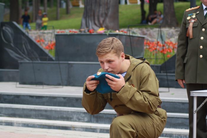День ВДВ отметили в Южно-Сахалинске, фото-8
