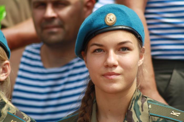 День ВДВ отметили в Южно-Сахалинске, фото-10