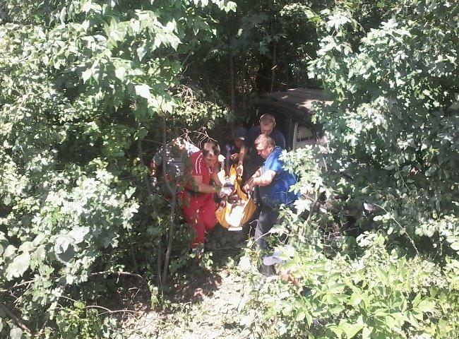 В ДТП на Кировоградщине пострадал человек (ФОТО), фото-1