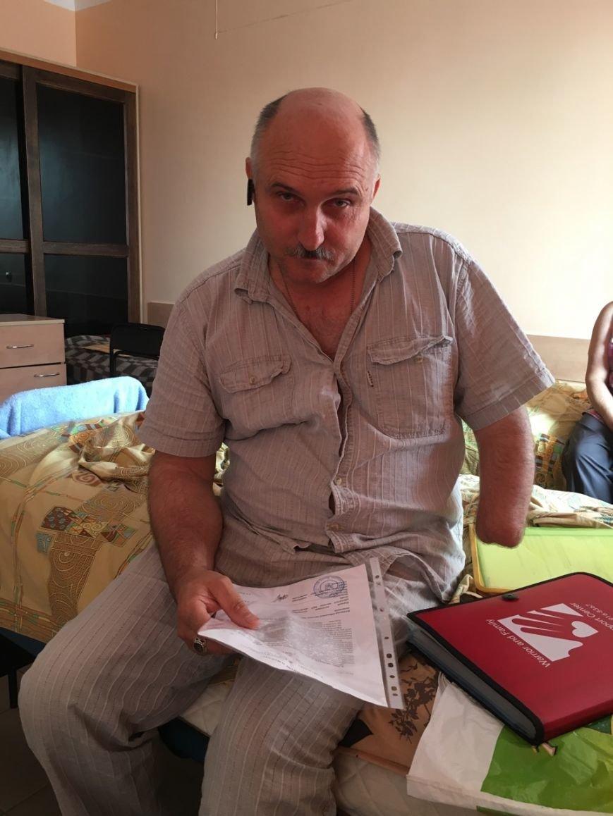 Бойцу, который был ранен в Широкино, требуется помощь, фото-1