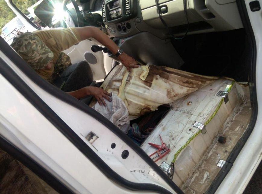 Мужчина пытался провезти в Бахмут полтонны цветных металлов и приклад к винтовке, фото-3