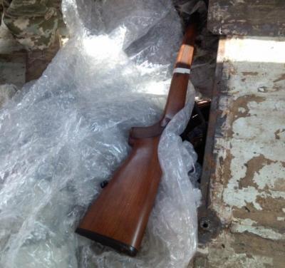 Мужчина пытался провезти в Бахмут полтонны цветных металлов и приклад к винтовке, фото-1