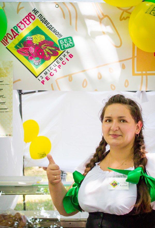 ТМ «ПРОДРЕЗЕРВ» в рамках фестиваля «З країни в Україну» потчевала мариупольцев немецкой кухней, фото-2