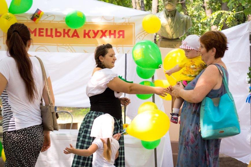 ТМ «ПРОДРЕЗЕРВ» в рамках фестиваля «З країни в Україну» потчевала мариупольцев немецкой кухней, фото-5