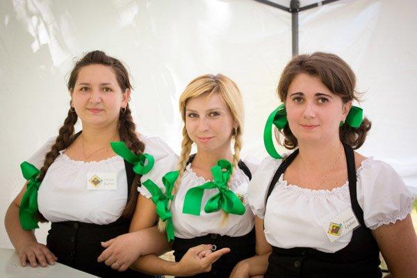 ТМ «ПРОДРЕЗЕРВ» в рамках фестиваля «З країни в Україну» потчевала мариупольцев немецкой кухней, фото-3