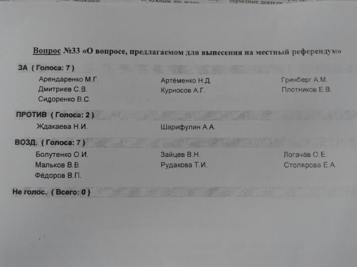 В Южно-Сахалинске вопрос о проведении референдума остался открытым, фото-4