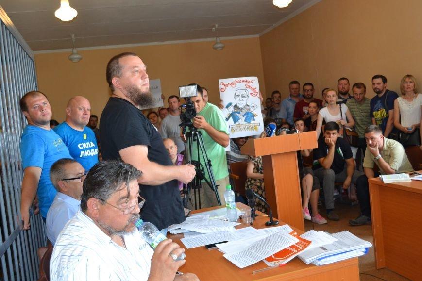 Суд обязал депутата Юлия Морозова не выезжать из Кривого Рога и ограничил в праве управления автомобилем (ФОТО), фото-21