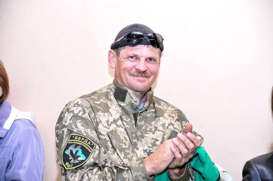 Сегодня Бердянск простился с Юрием Ковалем, фото-6