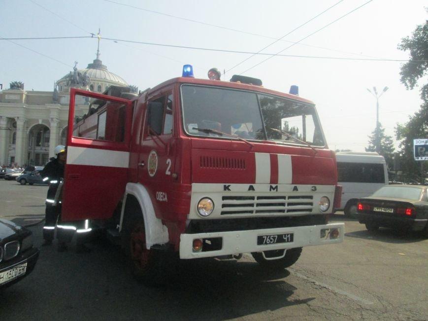 Недобросовестные люди заставили одесских пожарных попотеть (ФОТО), фото-5