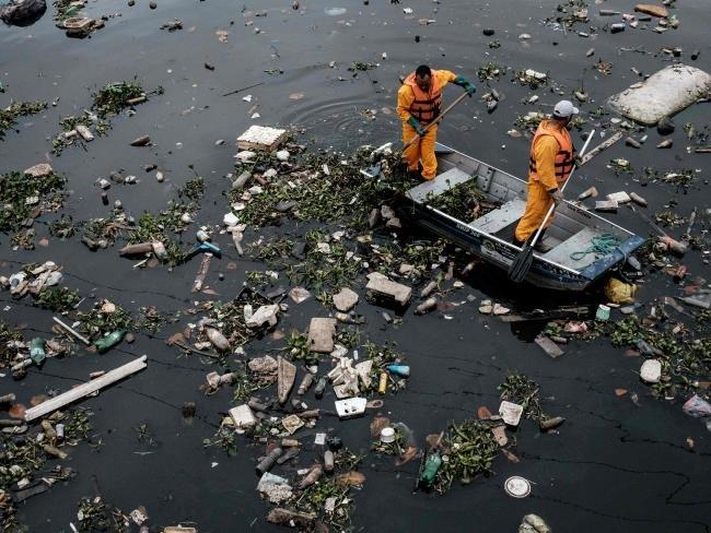 Олімпіада проходитиме в умовах екологічного лиха, фото-1