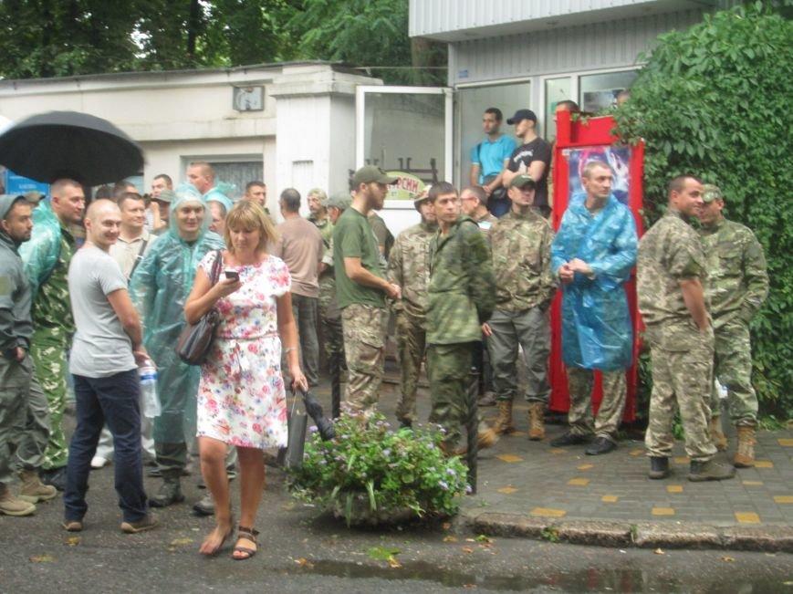 В Одессе снова пытаются захватить Лермонтовский санаторий (ФОТО, ВИДЕО), фото-4