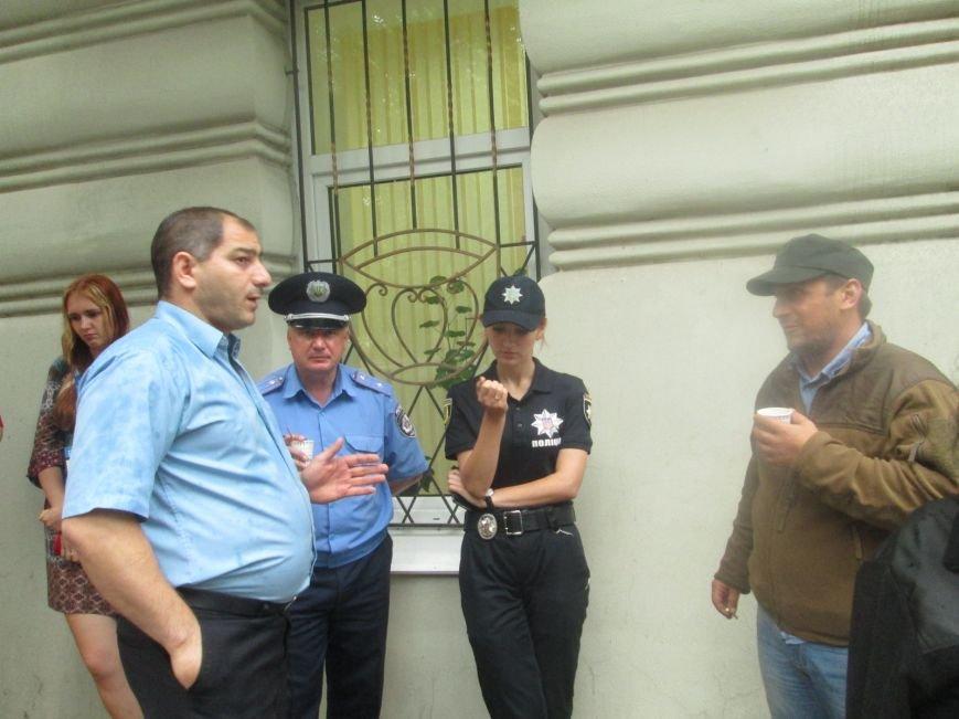 В Одессе снова пытаются захватить Лермонтовский санаторий (ФОТО, ВИДЕО), фото-5