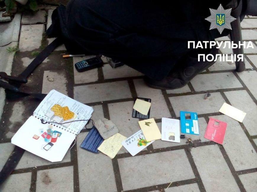 В Кропивницком мужчина пытался совершить кражу из иномарки (ФОТО), фото-1