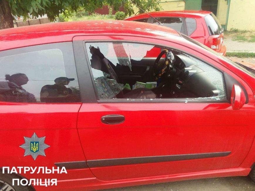 В Кропивницком мужчина пытался совершить кражу из иномарки (ФОТО), фото-4