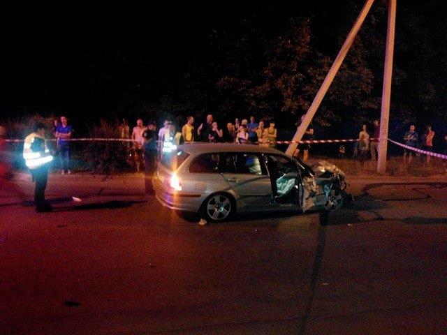 Водитель иномарки устроил в Кропивницком резонансное ДТП (ФОТО), фото-2