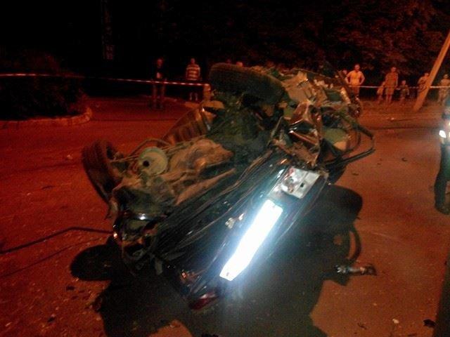 Водитель иномарки устроил в Кропивницком резонансное ДТП (ФОТО), фото-3