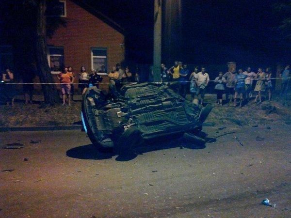 Водитель иномарки устроил в Кропивницком резонансное ДТП (ФОТО), фото-1