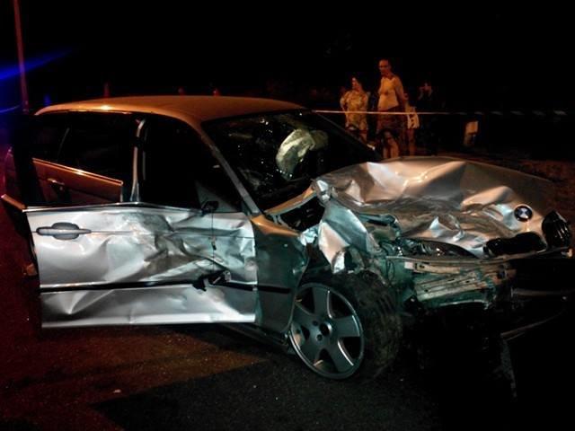 Водитель иномарки устроил в Кропивницком резонансное ДТП (ФОТО), фото-6