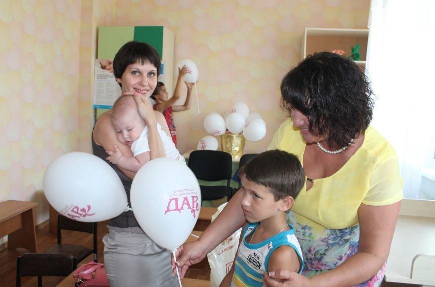 В Бахмуте молодым мамам рассказали о преимуществах грудного вскармливания, фото-8