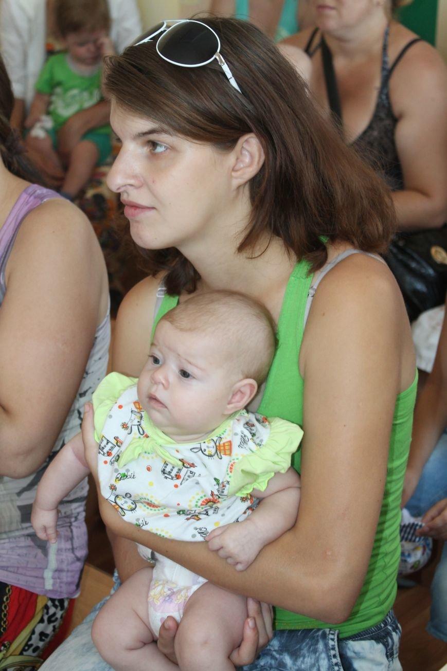В Бахмуте молодым мамам рассказали о преимуществах грудного вскармливания, фото-6