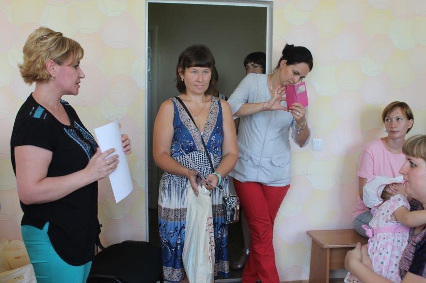 В Бахмуте молодым мамам рассказали о преимуществах грудного вскармливания, фото-5