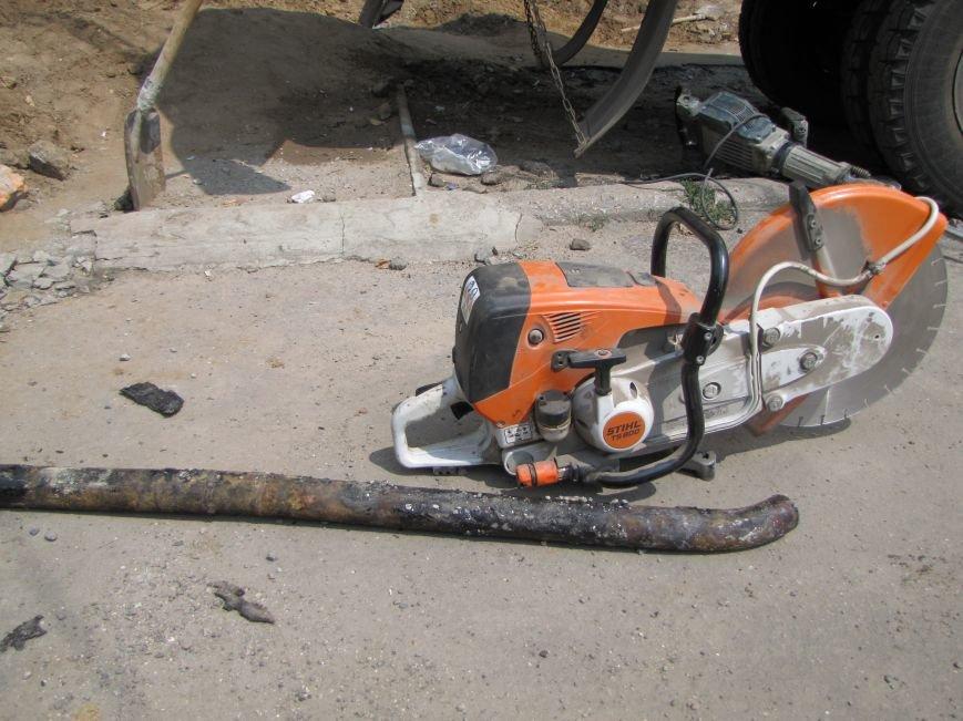 В Мелитополе МАФы никак не хотят убрать с газопроводов (фото, видео), фото-4