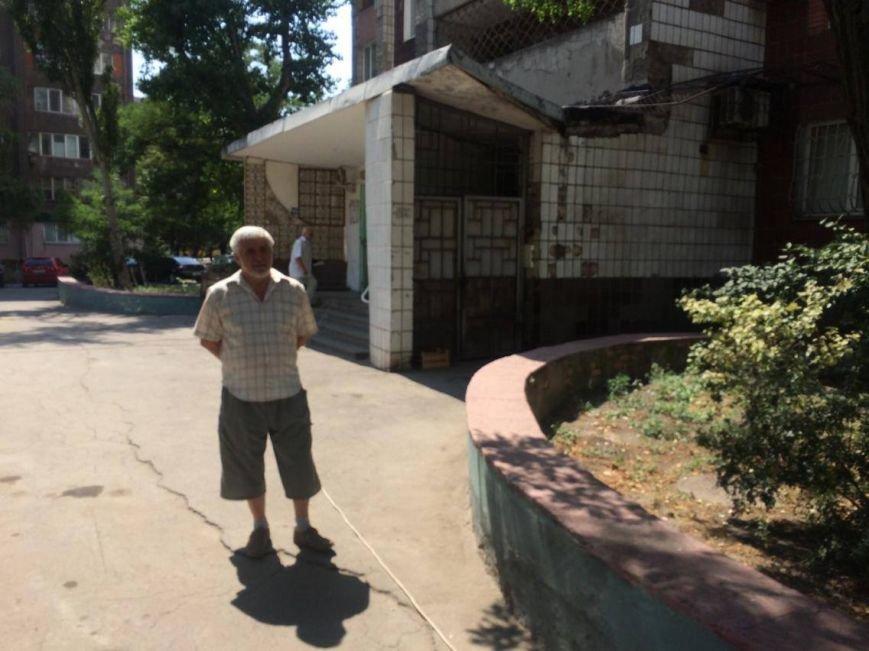 """В центре Мариуполя  на пр. Мира дом дождался """"Уютного дворика""""( Фотофакт), фото-10"""
