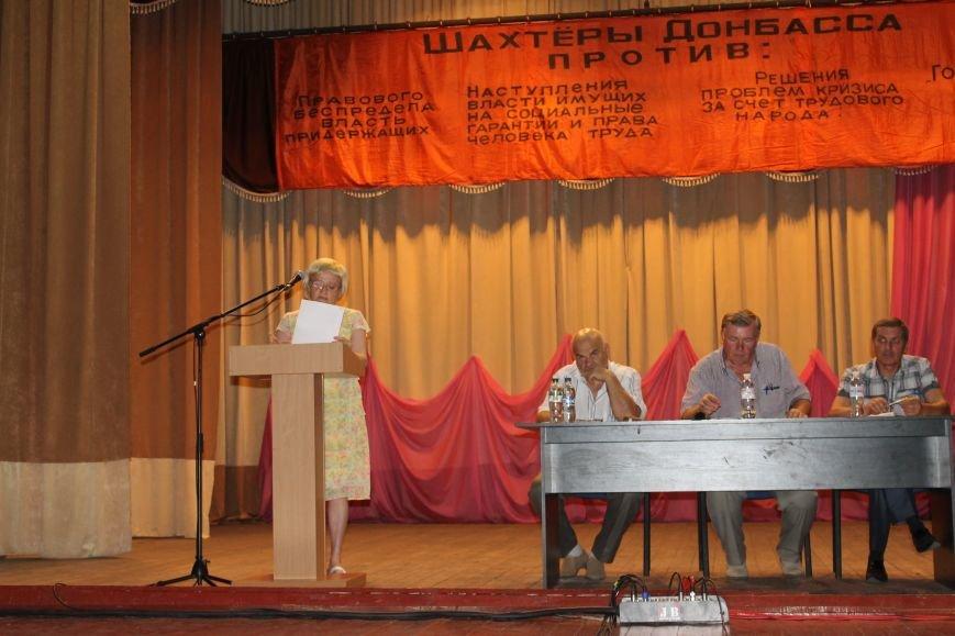 Настал конец терпению: шахтеры Донбасса готовятся к масштабной забастовке, фото-7