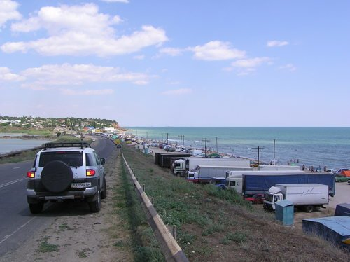 Отдых на колесах: Где под Одессой можно пожить с палаткой и автомобилем (ФОТО), фото-1