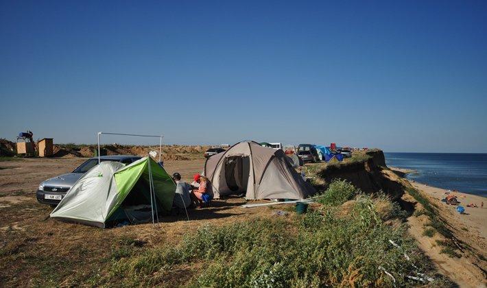 Отдых на колесах: Где под Одессой можно пожить с палаткой и автомобилем (ФОТО), фото-2