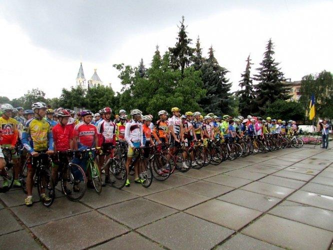 У Житомирі стартували відразу два чемпіонати з велоспорту, фото-7